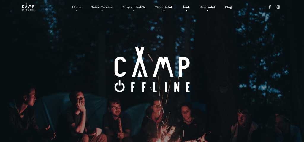 Camp Offline